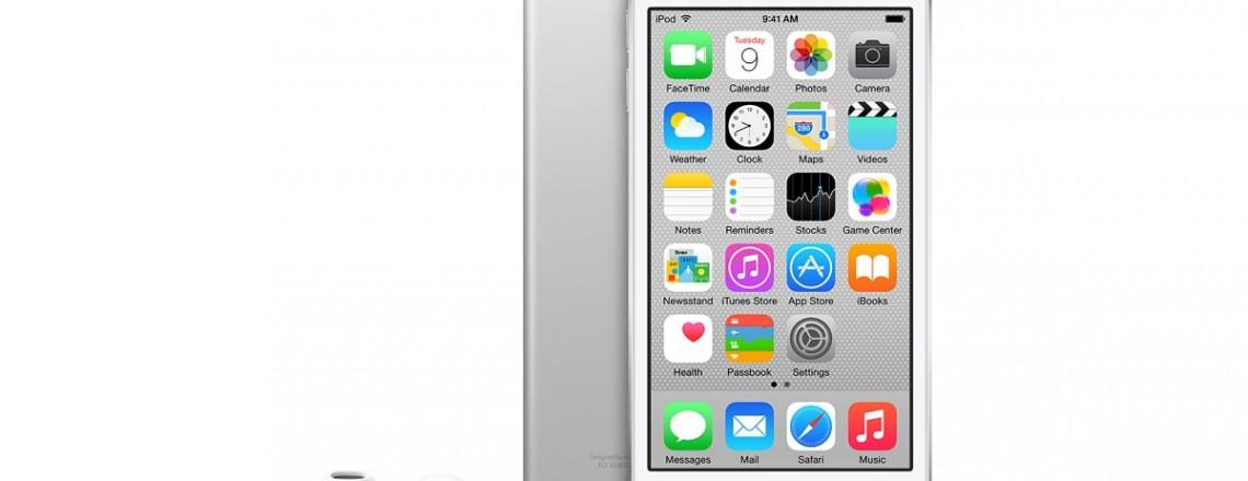 E' uscito il nuovo iPod Touch 6